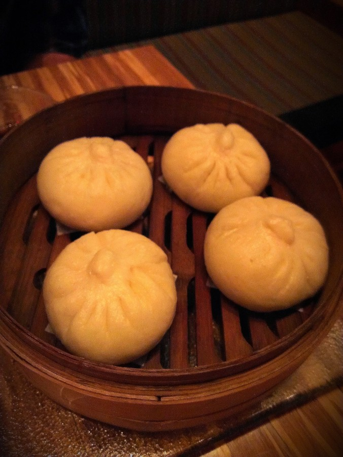 Steamed Buns (in their native setting)