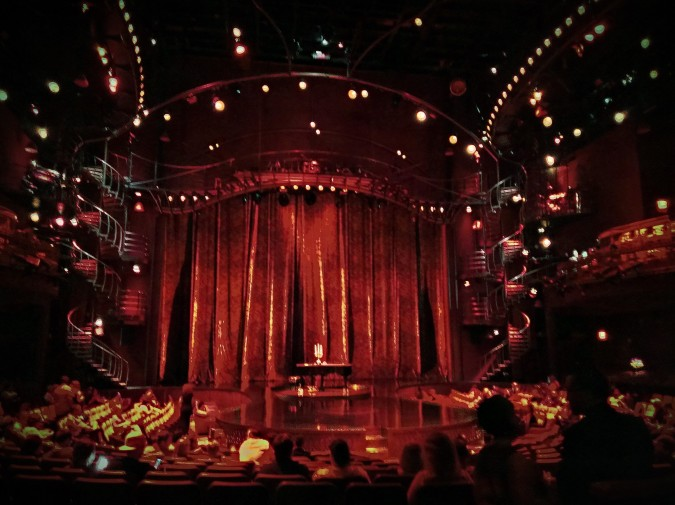 Zumanity Theater