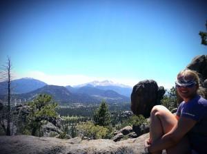 Gem Lake Trail view