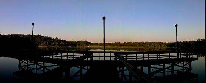 Lakeside trail, Tyler